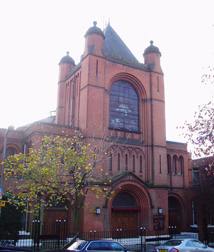 west hampstead synagogue waterproofing